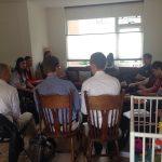 Day 13 - Prayer and fellowship in Utrecht