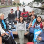 Day 13 - Boats and Bibles in Ter Aar and Leiden