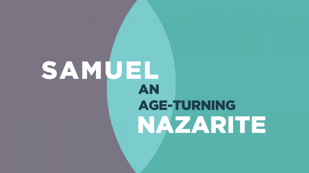 EUT 2020 Message 1 – The Birth and Times of Samuel